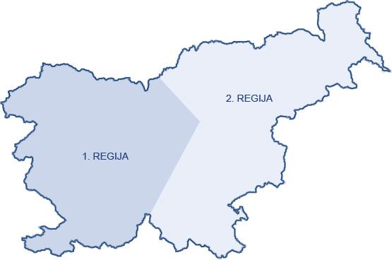 Lions klubi po Sloveniji
