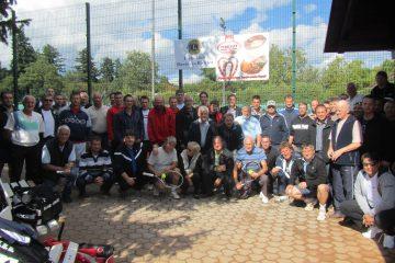 Tenis dvojic za dobrodelnost v Slovenski Bistrici