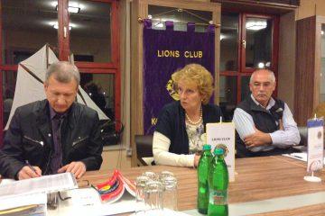 LK Koper - Capodistria: srečanje z guvernerko D129 Alenko Marter