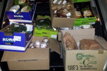 Uresničevanje Projekta viški hrane s 1.10.2013 tudi v Mariboru