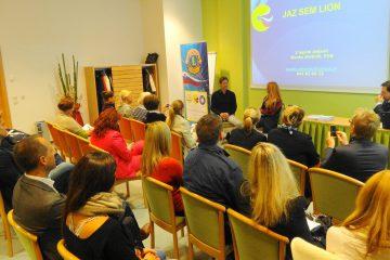 Izobraževalno srečanje: Kaj pomeni biti Lions