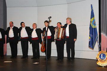 Izkupiček koncerta v Domžalah za družine