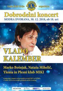 5. dobrodelni novoletni koncert LK Idrija
