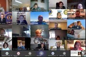 5. Virtualno Lions srečanje