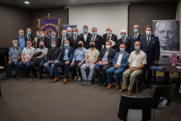 Deset novih članov v Lions klubu Maribor