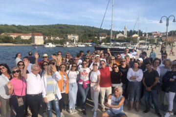 Lions klub Domžale kot soorganizator prve akcije »morje«