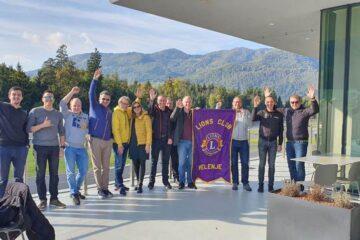 Lions klub Velenje izvedel varno vožnjo in dobrodelnost