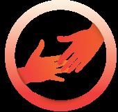 simbol LCIF za humanitarno pomoč
